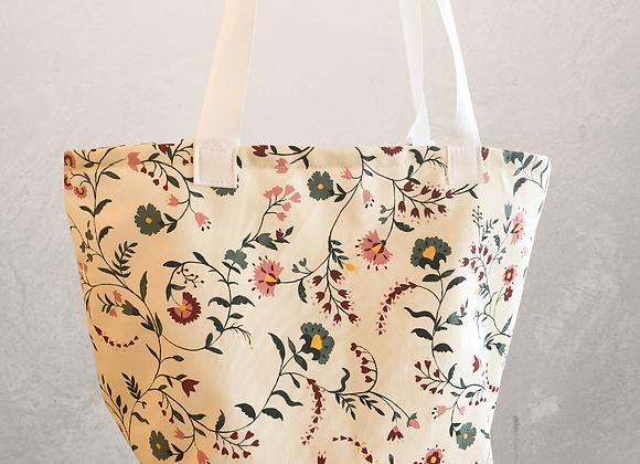 Shopping Bag Blümchen