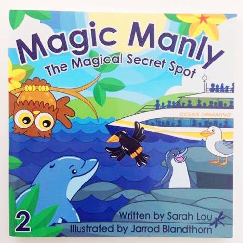 MAGIC MANLY 2 - The Magical Secret Spot