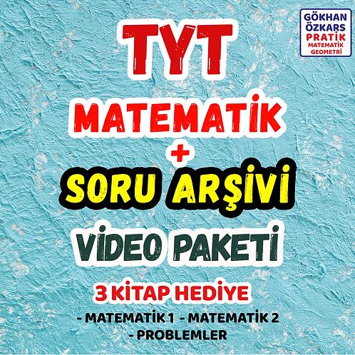 TYT MATEMATİK + SORU ARŞİVİ VİDEO PAKETİ