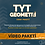 Thumbnail: TYT GEOMETRİ VİDEO PAKETİ