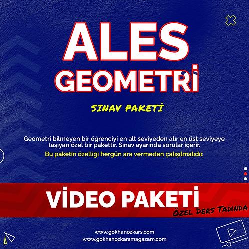 ALES GEOMETRİ VİDEO PAKETİ