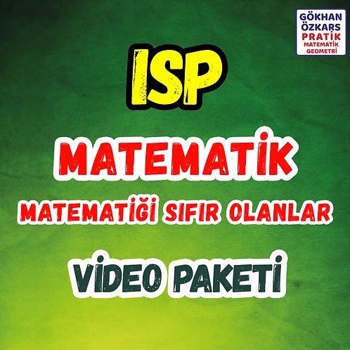 ISP MATEMATİK
