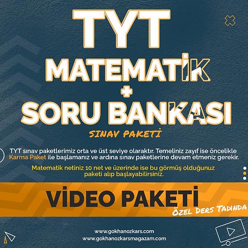 TYT MATEMATİK + SORU BANKASI