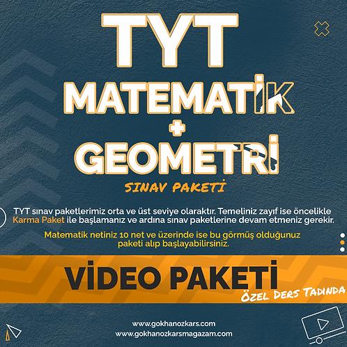 TYT MATEMATİK + GEOMETRİ