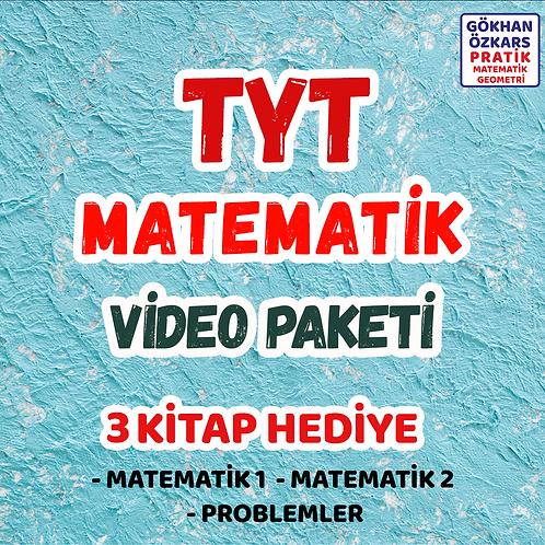 TYT MATEMATİK VİDEO PAKETİ