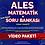 Thumbnail: ALES MATEMATİK + SORU BANKASI VİDEO PAKETİ