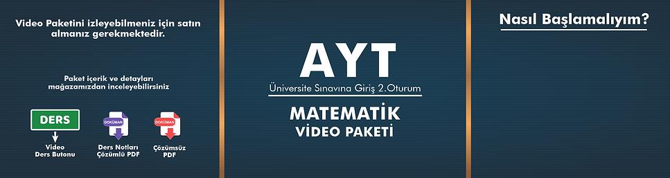 AYT Matematik Video Paketi.png