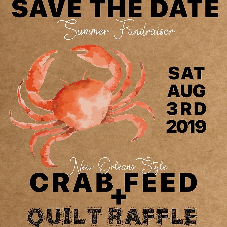 Crab Feed + Quilt Raffle