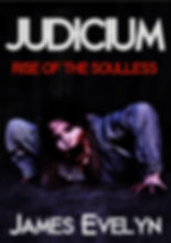 Judicium: Rise of the Soulless Cover