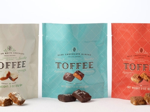 Toffee Pouch (3 oz. ea.)