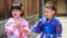 어린이 유카타, 유카타 대여, 유카타 렌탈