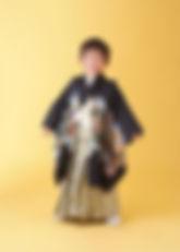 Kimono Rental Kids Samourai