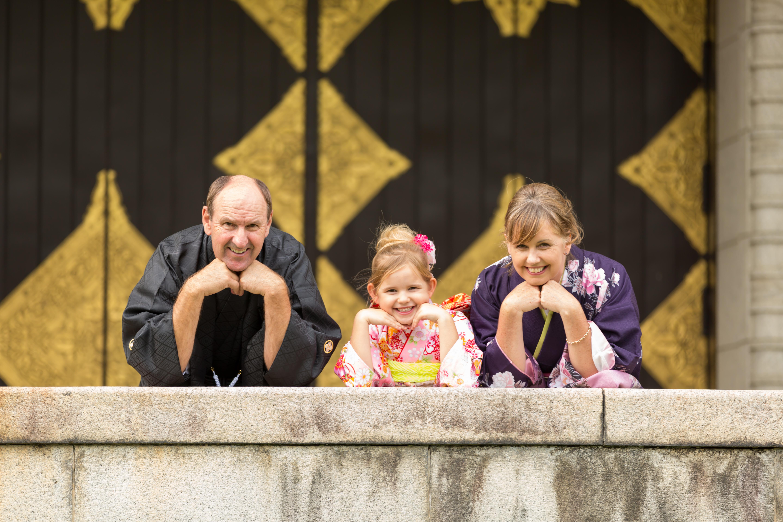 Yumeyakata Kimono Rental Family