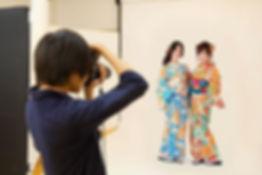 Yumeyakata Shooting Photo Kimono