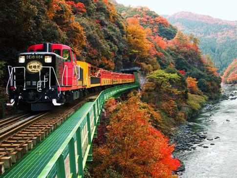 Saga and Arashiyama