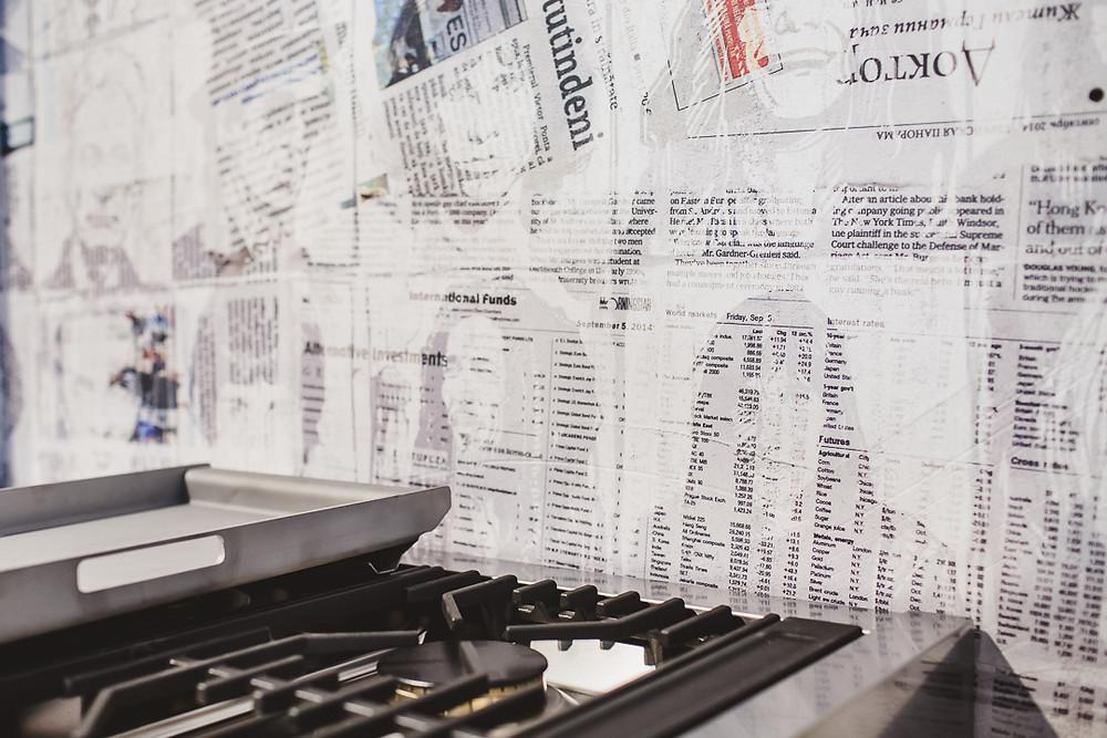 papier peint - décoration murale - alma deco paris