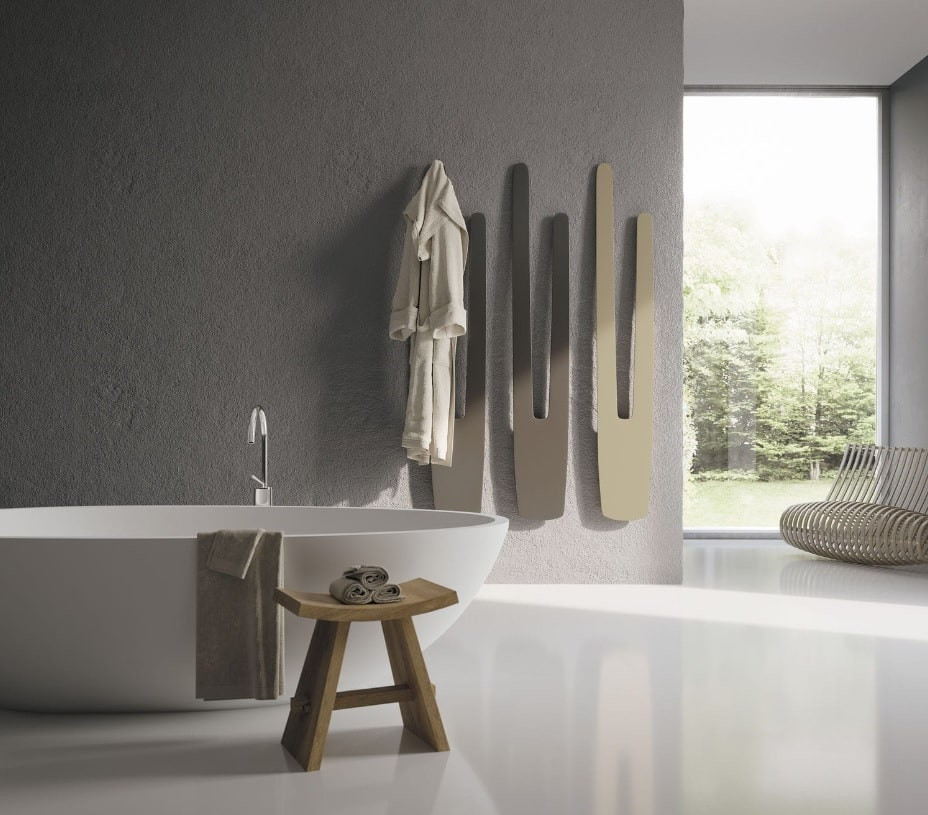 Sèche-serviettes design