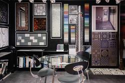 Carrelage grès cérame mosaïque meuble sanitaire Paris 75, 93