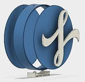 3D Model of Logo