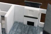 3D Printe Fireplac