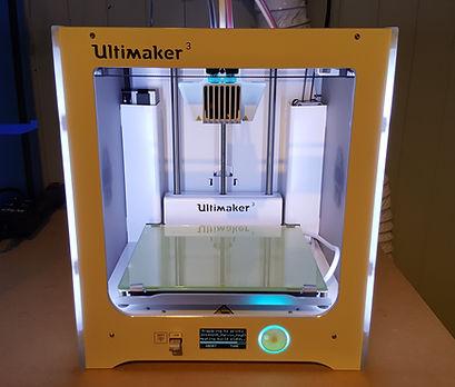 Affordable 3D's Lulzbot TAZ 6 Printer
