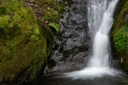 La cascade de Sainte Croix