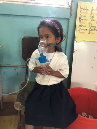 Honduras November 2018