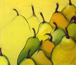 Thirteen Pears