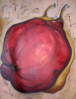 Pomegranate Pear