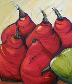 Six Pears