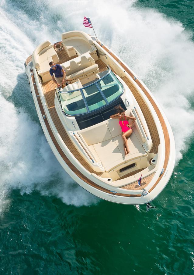 ChrisCraft boat Image