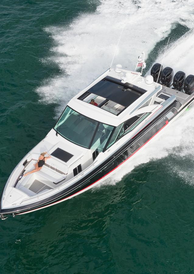 Formula 420 yacht