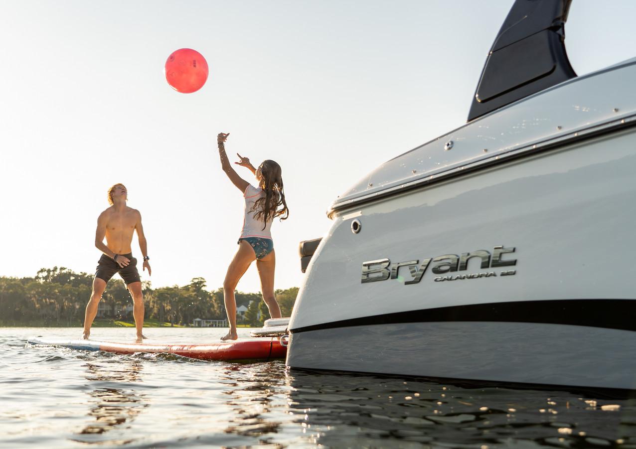 Bryant boat lifestyle image