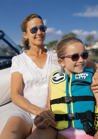Boating offers great family time