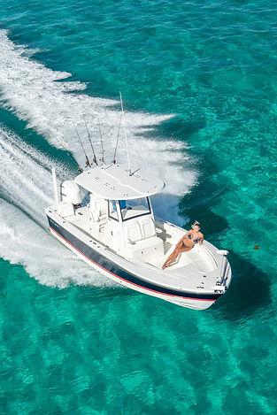 Regulator-fishing-boat.jpg, fishing boat, aerial photo, boating, watercraft, yacht, bill doster photography