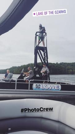 Lake of the Ozarks photo crew.