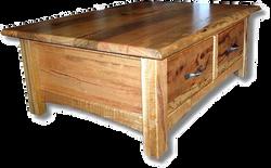Marri 4 Drawer coffee Table