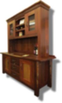 Reclaimed Jarrah buffet dresser