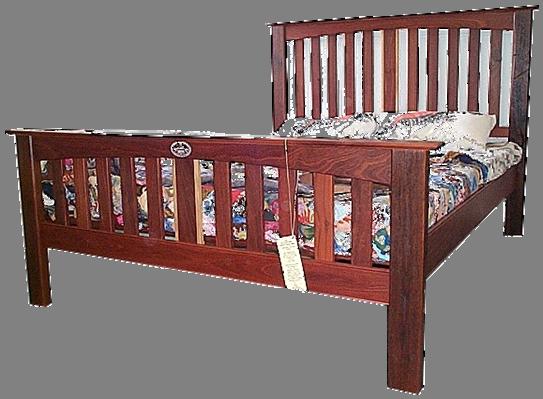 The Blackwood Jarrah Bed