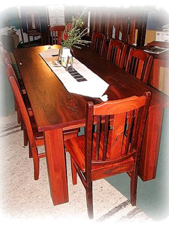 The Darradup Jarrah Table