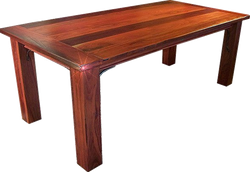 Reclaimed Jarrah Table