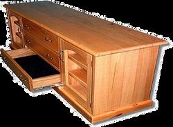 Marri Midline tv cabinet 2100 drawer