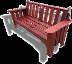 Jarrah Park Bench