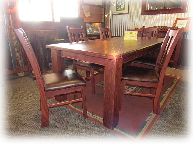 Brookwood 6 Seater Table