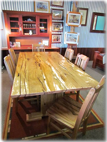 Marri Refectory Table4