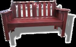 Jarrah Park Bench2