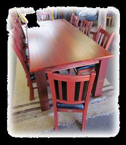 The Brookwood Jarrah Table2