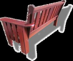Jarrah Park Bench3