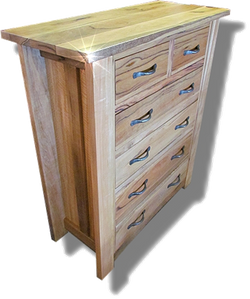 Geographe Chest Of Drawers Marri
