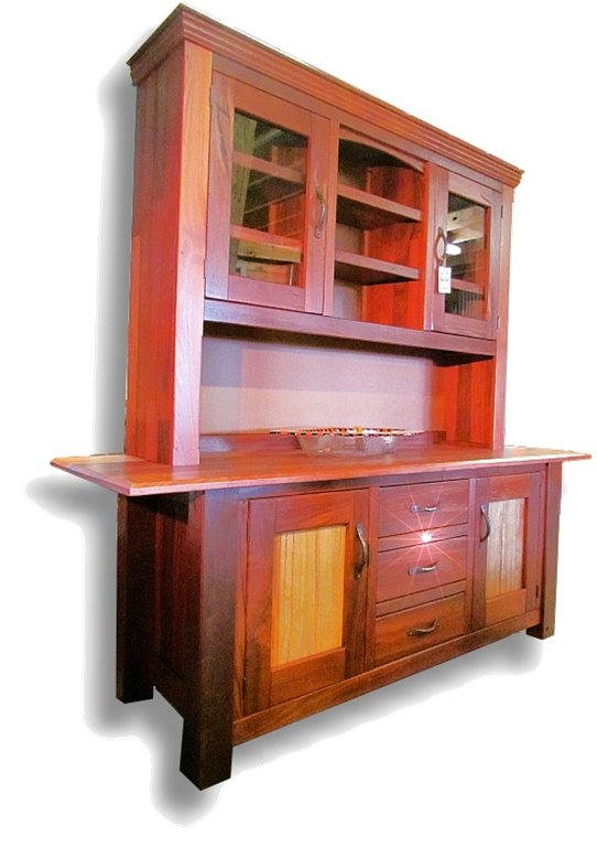 Jarrah Dresser
